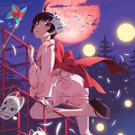 封面图片-白金ディスコ-阿良々木月火